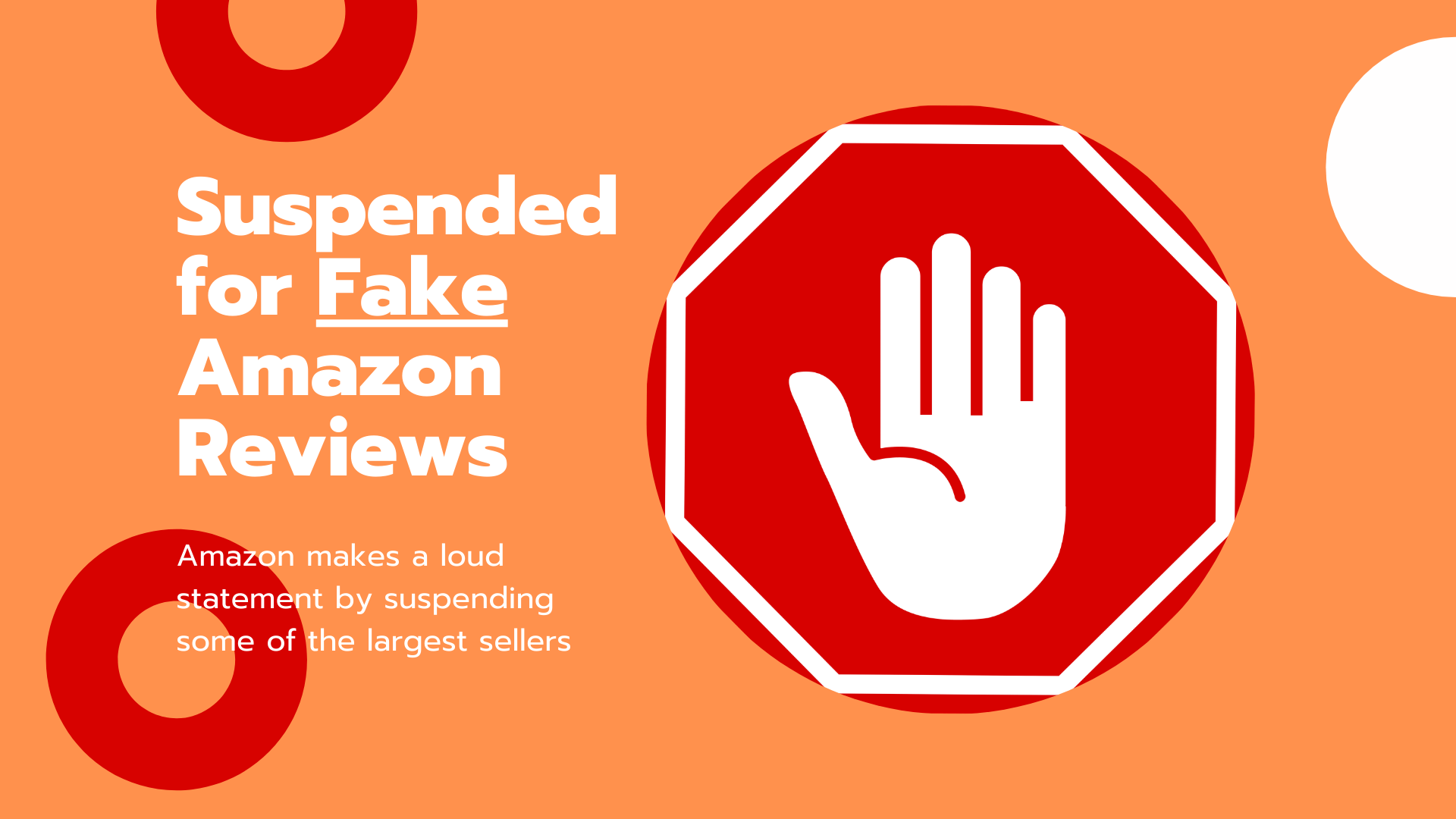 amazon suspensions for fake reviews