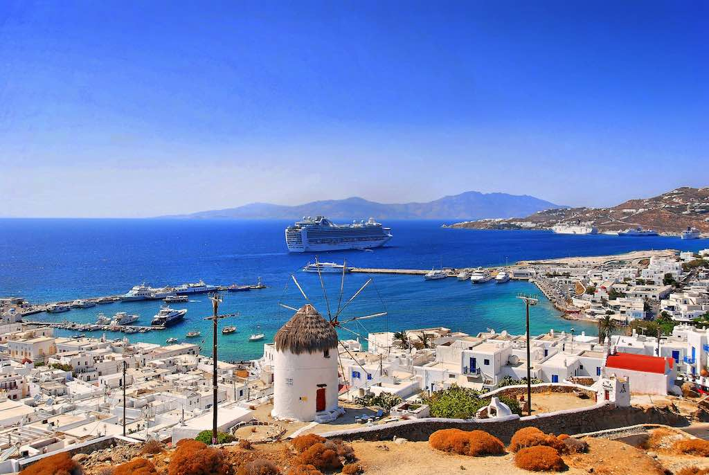 111 The 10 Most Beautiful Greek Islands