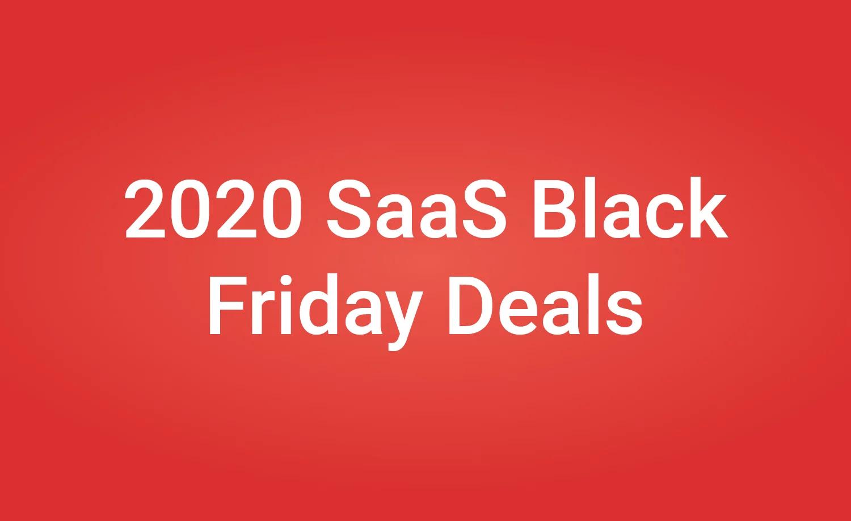 2020 Saas Black Friday Deals Blog Visitor Queue