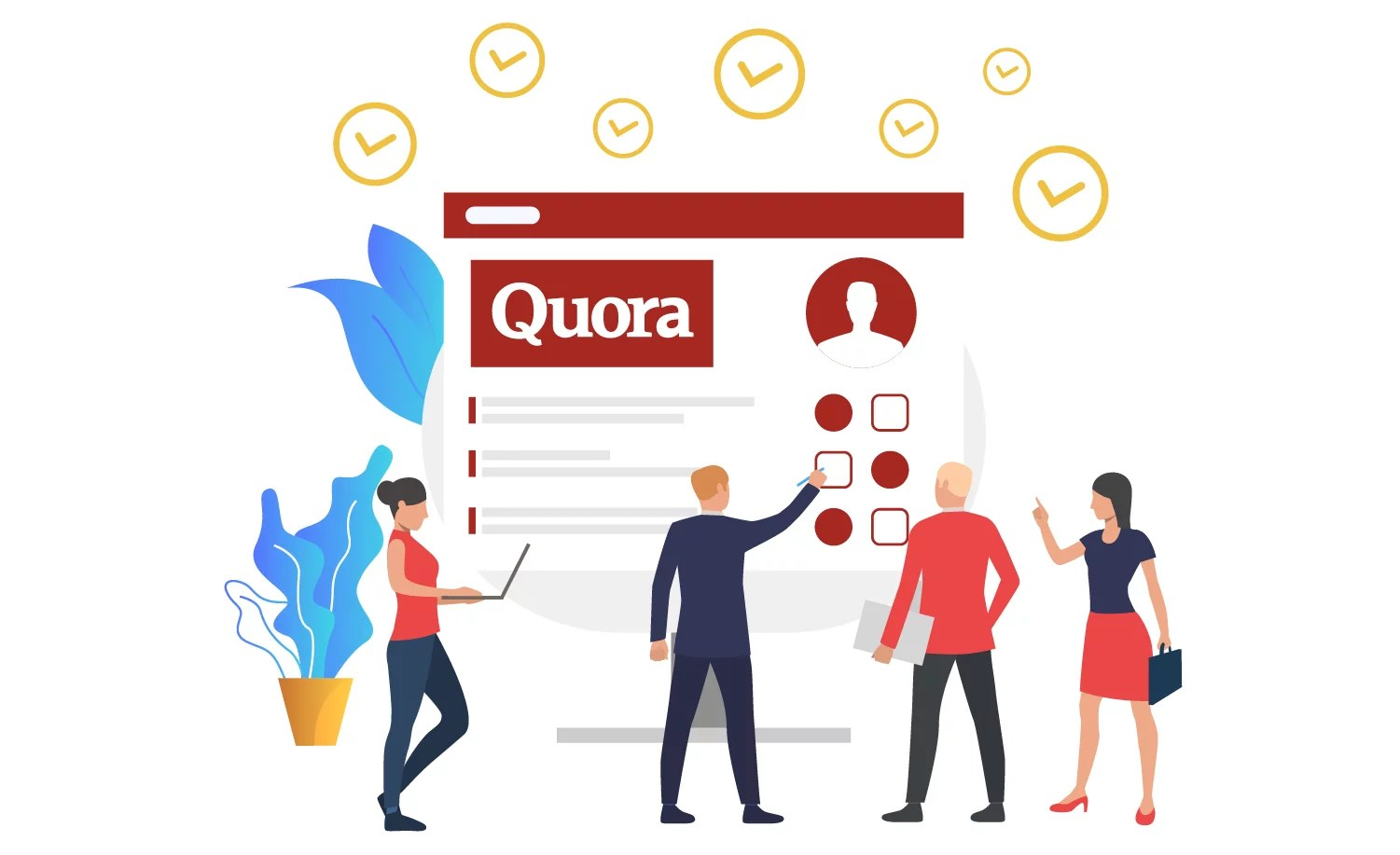 How to Use Quora for B2B Lead Generation