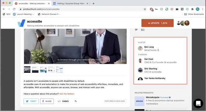 Launching Your Product on Product Hunt - Product Hunt community