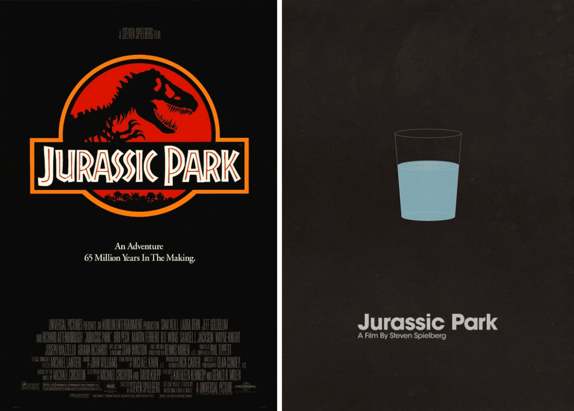 Redesigned-Movie-Posters-to-Inspire-your-Creativity-Jurassic-park