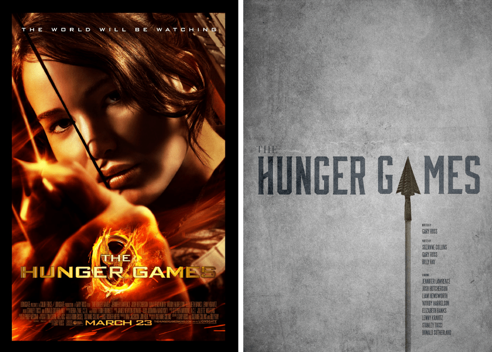 Redesigned-Movie-Posters-to-Inspire-your-Creativity-The-Hunger-Games