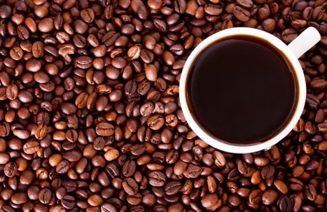 Image Result For Milligrams Of Caffeine Are In The Average Cup Of Coffeea