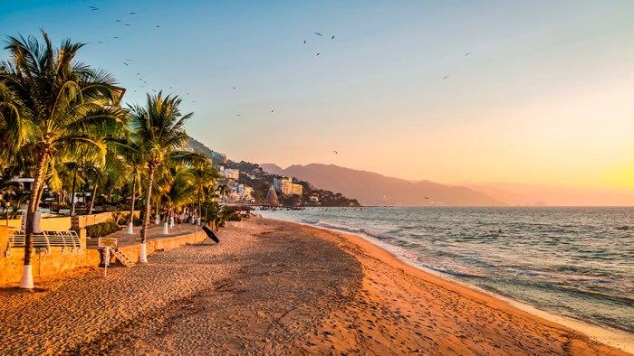 Playas bonitas en México