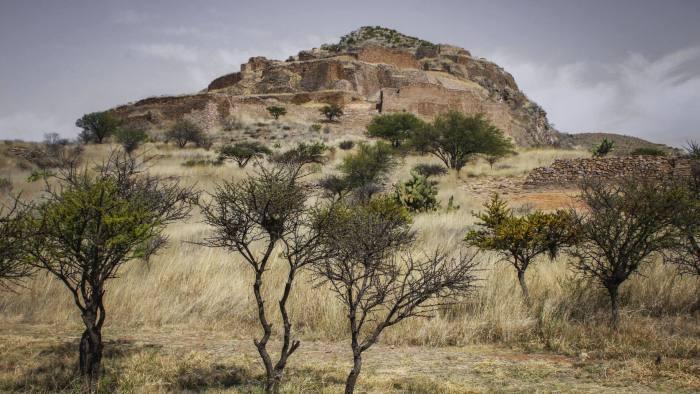 Atracciones naturales en Zacatecas La Quemada
