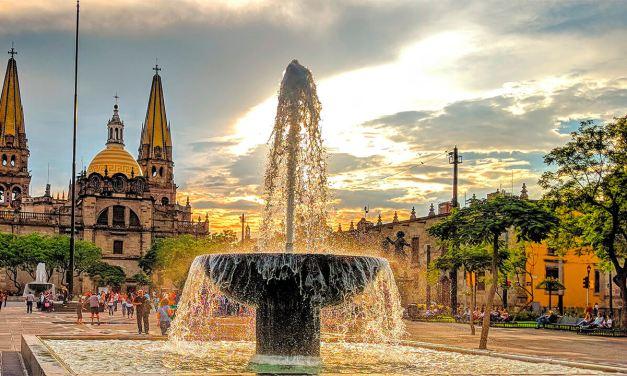 7 Lugares turísticos en Guadalajara, Jalisco