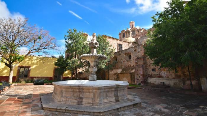Museo Rafael Coronel - Atracciones turísticas en Zacatecas