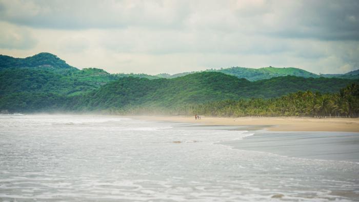 Playa Larga - Zihuatanejo