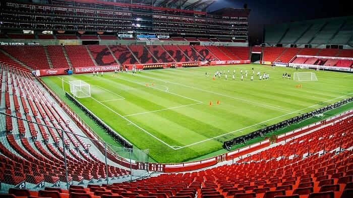 Estadio Caliente - Xolos de Tijuana