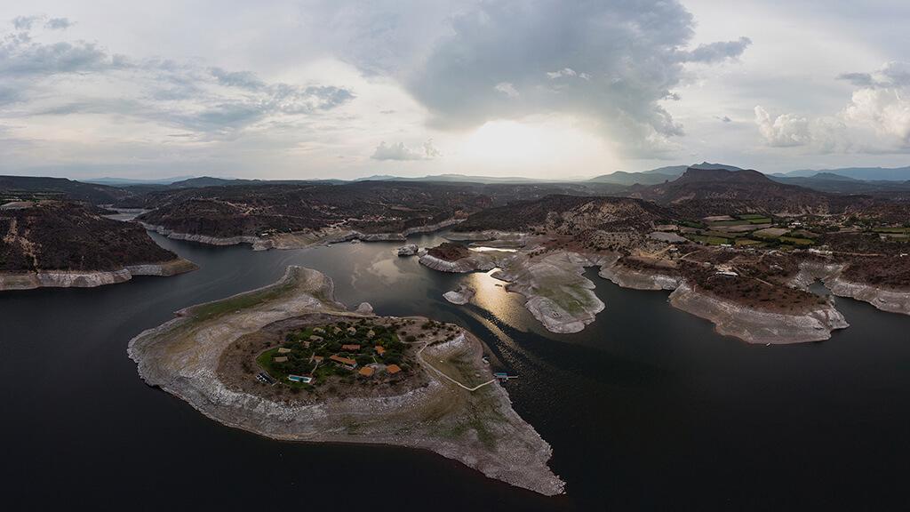 Isla Tzibanzá en Querétaro ¿Cómo llegar? ¿Precios?
