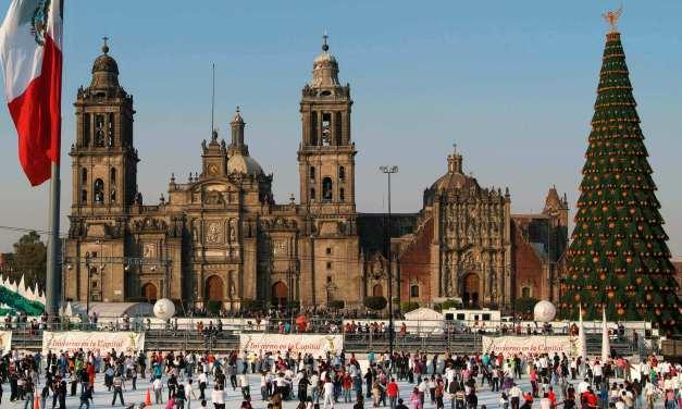10 Lugares para pasar Navidad en México