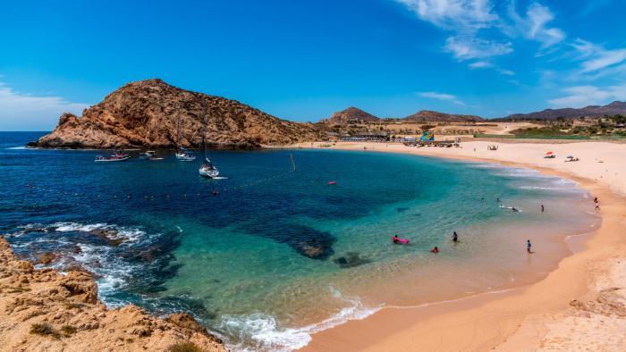 Lugares bonitos en Los Cabos