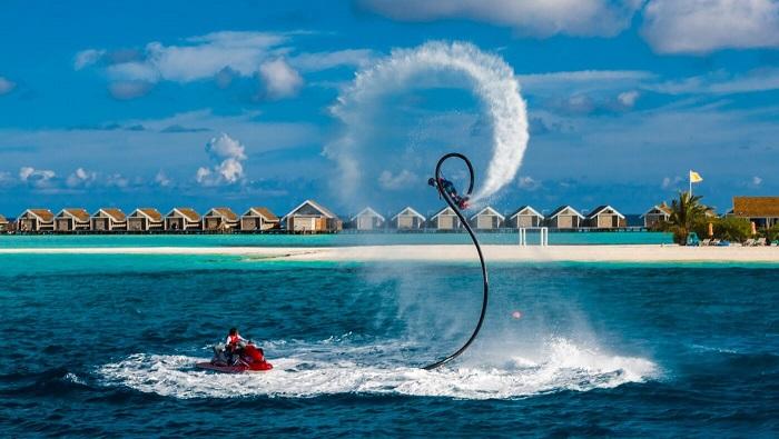 Flyboard - Deporte acuático
