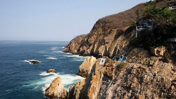 La Quebrada en Acapulco Guerrero