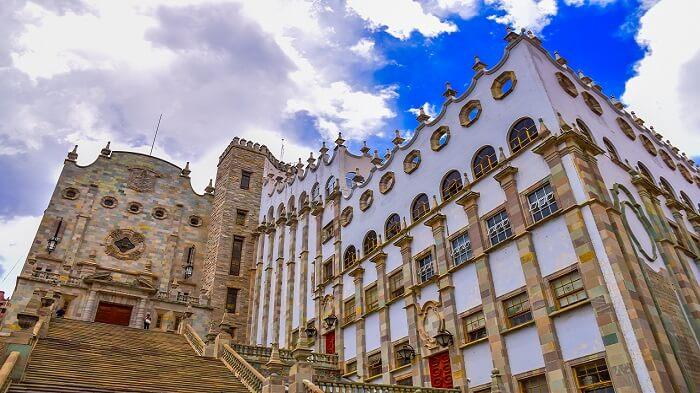Lugares para visitar en Guanajuato