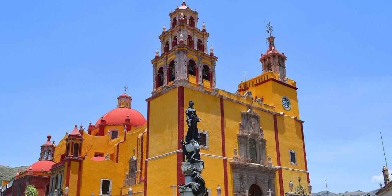 12 Lugares turísticos de Guanajuato