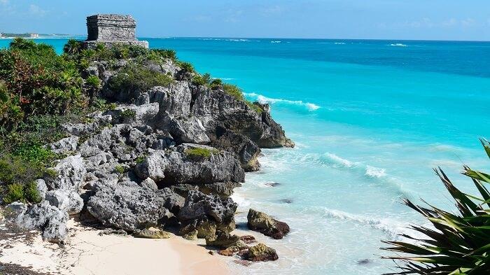Playas cercanas a Cancún - Tulum