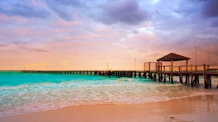 Playas para niños en Cancún - Caracol