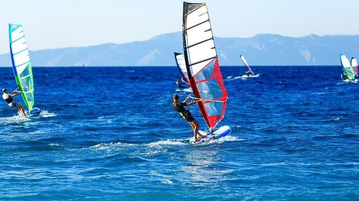 Windsurf - Deportes extremos