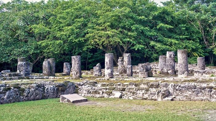 Ruinas de San Gervasio