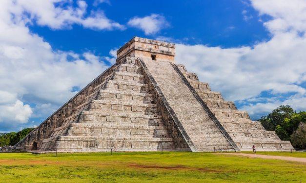 10 Zonas Arqueológicas de México