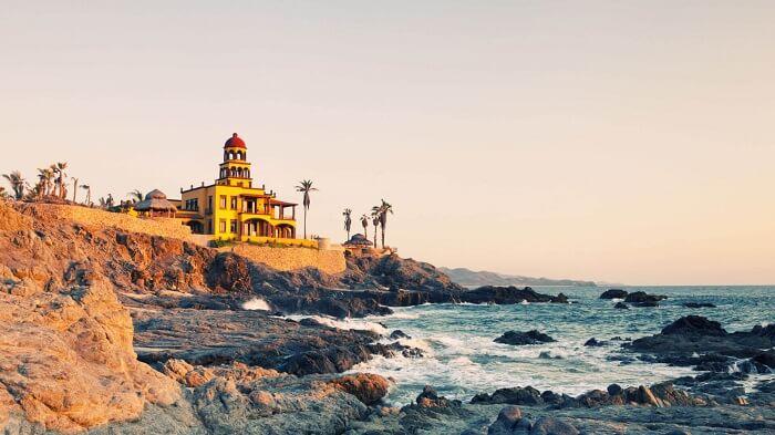 Playa Cerritos en Baja California