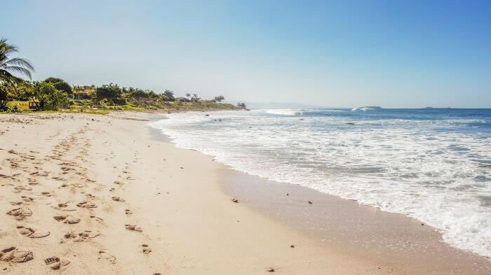 Playas bonitas en Nayarit