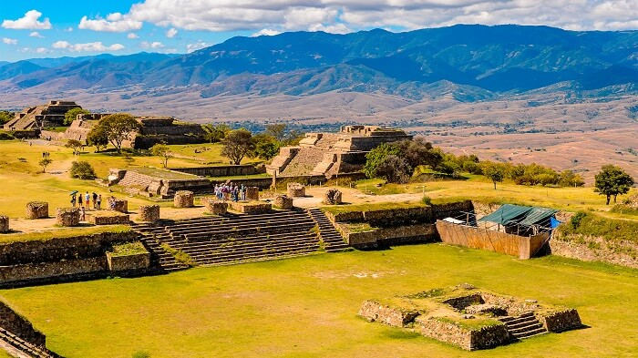 lugares turísticos en Oaxaca