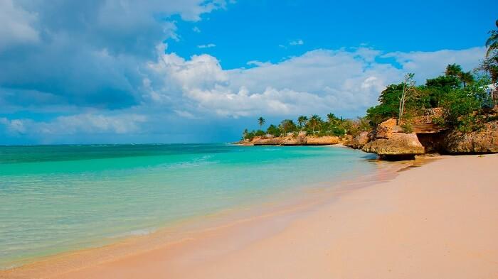 Playas hermosas en Cuba