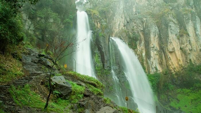 Cascadas de Tulimán en Zacatlán
