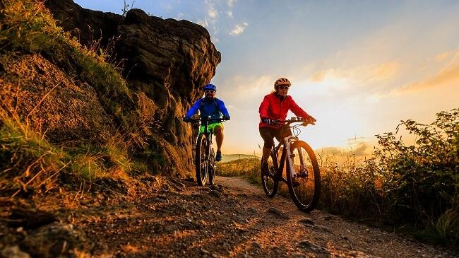 Ciclismo de Montaña en Hierve el Agua