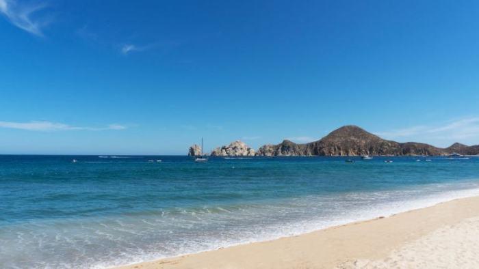 Playas de Los Cabos más visitadas