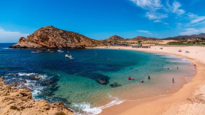 Playas públicas en Los Cabos