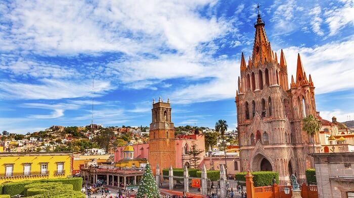 Ciudades de México mas bonitas