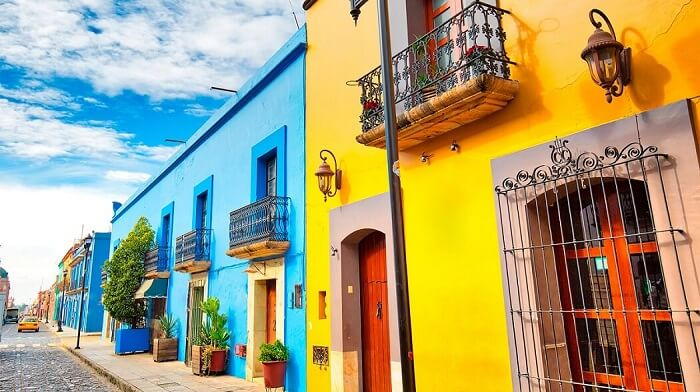 Ciudades hermosas en México
