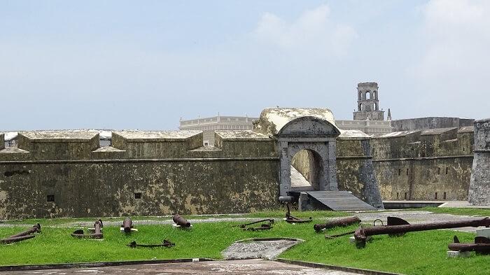 Lugares turísticos en Veracruz