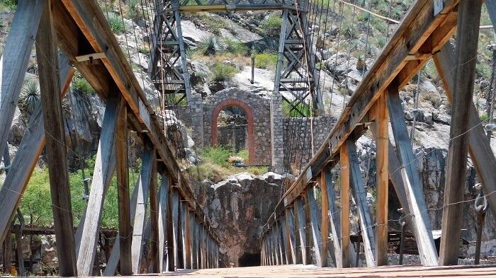 Museo de Minería en Durango