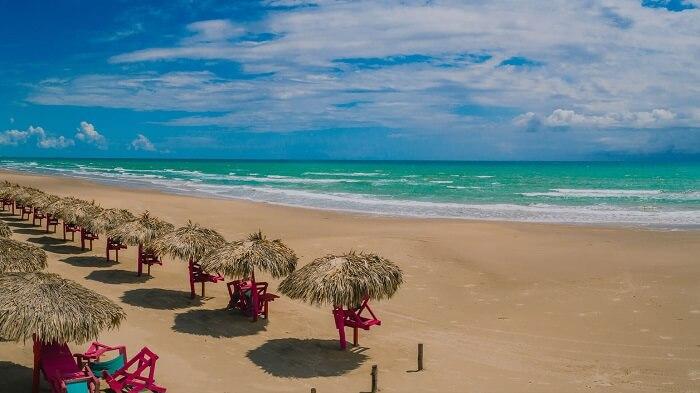 Playa Miramar en Tampico
