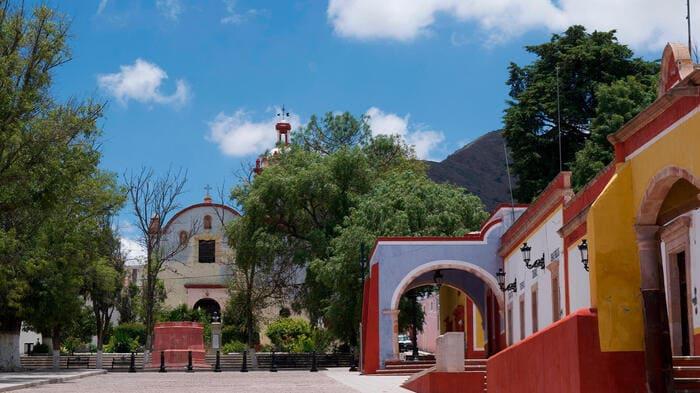 Pueblo Mágico Pinos Zacatecas