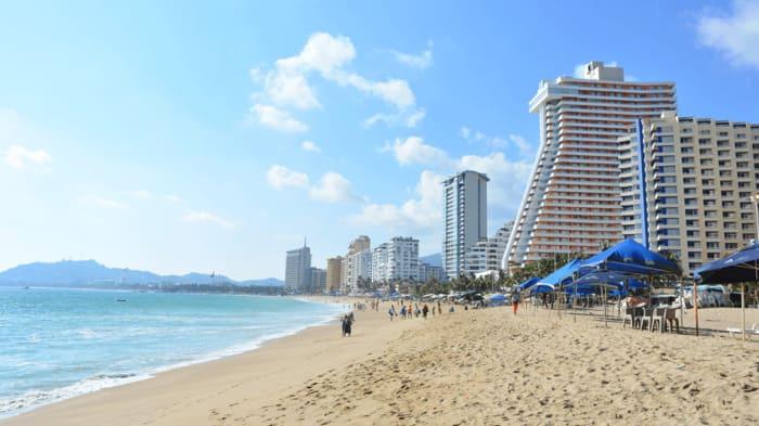 playas en acapulco guerrero