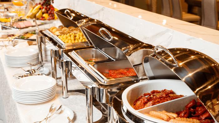hotel con buffet
