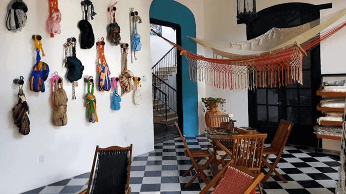 casa de las artesanias en campeche mexico