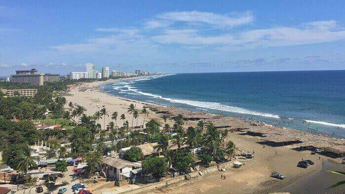 acapulco diamante playas