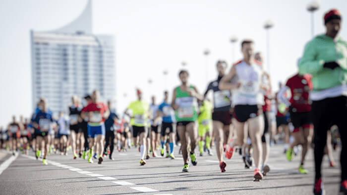ruta de la maraton