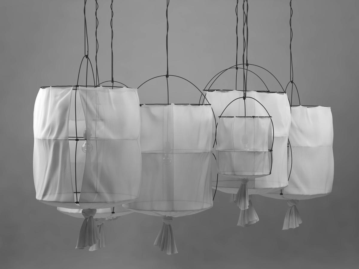 THE KOUSHI LAMP