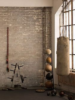 The Home Gym by VKV Visuals