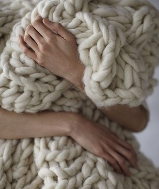 Wool, wool, wool - via Anita Happy At Home