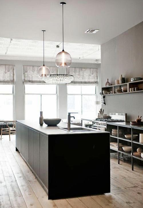 Minimal kitchens