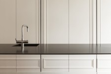 MINIMAL KITCHENS IN OLD BUILDINGS